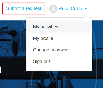 How To Support Portal Submit a Request.png